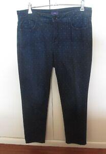NYDJ Ankle Jeans Size US 12 Aus 16....Excellent condition