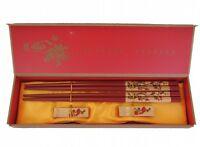 Cherry Blossom Chopstick Gift Set