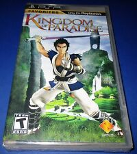 Kingdom Of Paradise Sony PSP - Factory Sealed!! Free Shipping!!