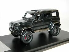 Great Lighting Models 205703, 2014 Mercedes-Benz G 500 4x4² black, 1/43 NEU