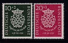 Briefmarken aus Deutschland (ab 1945) mit Kunst-Motiv als Satz