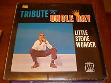 Stevie Wonder LP Tribute To Uncle Ray SEALED