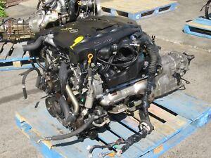 03 05 INFINITI Q45 M45 4.5L V8 ENGINE JDM VK45DE CIMA ENGINE AUTOMATIC TRANNY