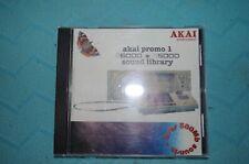 Akai S6000 Sound Library Promo 1