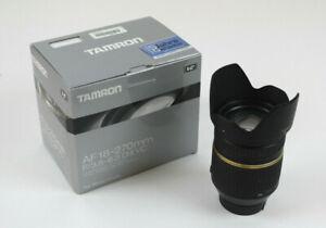 Tamron 18-270 mm F/3.5-6.3 Di II VC B003NII für Nikon, 72mm [I-2/3]
