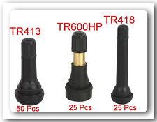 Tire Valve Stem Assortment (TR413=50 Pcs)(TR418=25 Pcs)(TR600HP=25 Pcs)=100 pcs