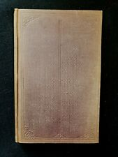 LES MISERABLES  COSETTE First American Edition Victor HUGO Carleton 1862