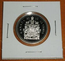 Canada 2000 Proof Silver 50 Cents Ultra Heavy Cameo Fifty Cent Coin Half Dollar