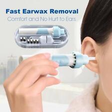 Nettoyant Oreille Ear Cleaner cérumen Remover électrique avec LED sans danger