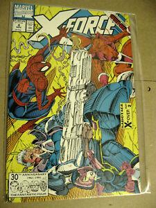 X-Force #4 3rd app.Deadpool