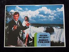 Moonraker lobby stills  - Roger Moore, James Bond 007