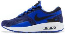 Baskets Air Max bleus Nike pour femme