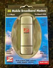 ZOOM 3G Mobile Broadband Modem (Tri-Band USB)