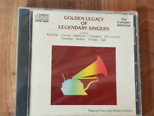 CD Album Various - Golden Legacy of Legandary Singers New