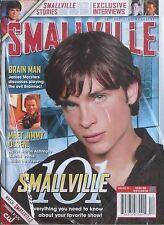 TOM WELLING 2006 SMALLVILLE Magazine #17 SMALLVILLE 101 / JAMES MARSTERS  / NEW