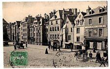 CPA 29 - MORLAIX (Finistère) - 1250. Vieilles Maisons de la Rue d'Aiguillon