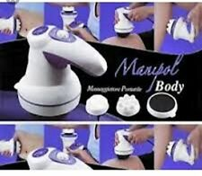 Manipol Full Body Massager Hand Held Relax Muscles Pain Reliver QWE