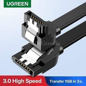 Ugreen Sata Cable Adapter 3.0 Black 3 Data Hard Drive External HDD III Short