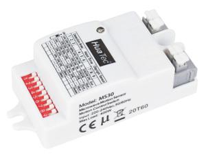 Mikrowellen Bewegungsmelder HF Sensor Radar mit Lichtsensor ein / aus Funktion