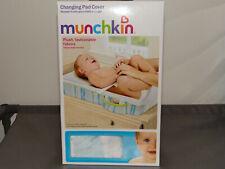 Munchkin Baby Boy Changing Pad Cover Nip 00004000