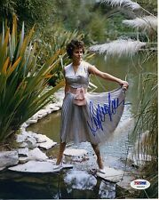 SOPHIA LOREN Signed 8x10 Authentic Photo PSA/DNA #U20652