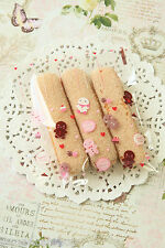 PAN De Jengibre Hombre Galleta Violonchelo Bolsas Kawaii lindo envase de plástico dulces Envoltura De Regalo