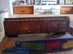 Roundhouse SP 50' plugdoor boxcar ho scale