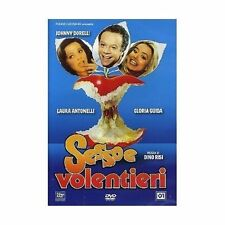 Dvd SESSO E VOLENTIERI - (1982) Laura Antonelli, Gloria Guida, Jonny Dorelli NEW