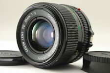 EXC+++++ Canon New FD 35mm F2 Wide Angle Lens from JAPAN #967