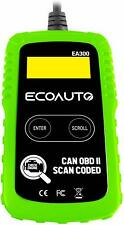 OBD2 Car Scan Tool – Professional Mechanic OBDII Diagnostic Car Code Reader