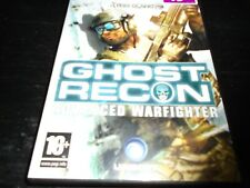 Tom Clancy's Ghost Recon: Advanced Warfighter  pc game