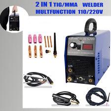 ITS200 Multifunction 2 In1 TIG/MMA Plasam Cutter Welder Machine 110/220V