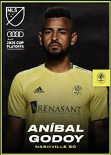 [DIGITAL CARD] Topps Kick - Anibal Godoy - MLS 2020 Playoffs - Team Color