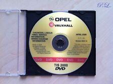Werkstatthandbuch TIS 2000 Opel Vauxhall Prüfanleitungen
