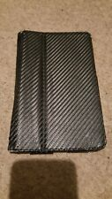 Black - Leather Look - Nexus 7 - Protective Case