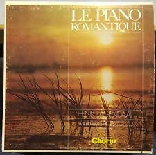 Henk Lagendaal - Le Piano Romantique LP VG+ CAR 39113 Carabine/Chorus Canada