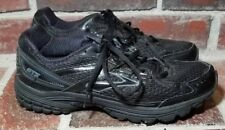 Brooks Adrenaline GTS 13 Black Road Running Shoes - Women's Size 9.5