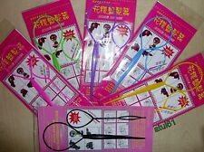 TopsyTail Braid Maker Hair PonyTail Ponytail Styling Tool pack of 2 Fashion NEW