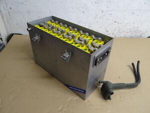 Nickel Cadmium Batterie VARTA 24 Volt 40 AH  Bundeswehr Lagerbestand top