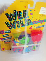 Vintage Mattel Wee Wild Things Doll & Accessories PRANCY NANCY  1987 IN ORIG BOX
