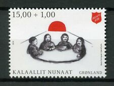 Greenland 2019 MNH Salvation Army 1v Set Stamps