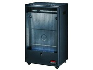 Rowi Gas-Heizofen Blue Flame Pro 4200 W Gasheizstrahler Gasofen Heizgerät