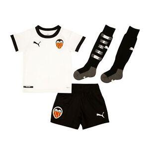 Puma Kids Valencia Home Mini Kit 2020-21 Football Soccer