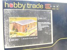Hobbytrade HMB 87021 Stellwerk Anbau / Rangiermeisterei OVP (LN8564)