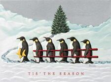 2 Boxes CHRISTMAS CARDS ~ TEAMWORK ~ Pumpernickel Press USA SALE!
