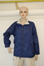 "Jeantex Preston brevemente chaqueta/cazadora/lluvia chaqueta tinta talla 40/42 ""nuevo"" PVP € 105,-"