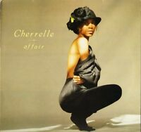 CHERRELLE affair 460734 1 A1/B1 1st pressing uk tabu 1988 LP PS EX/EX + insert