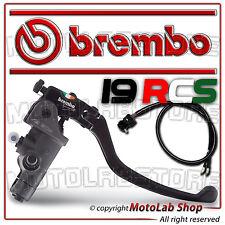 BREMBO RCS 19 x 20 x 18 mm RCS19 POMPA FRENO RADIALE MOTO PISTA STRADA SPORT
