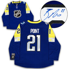 Brayden Point Autographed 2018 NHL All Star Game Fanatics® Replica Hockey Jersey