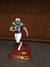 Danbury Mint Football Figurine Zach Thomas